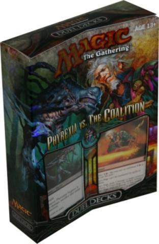 Phyrexia Vs The Coalition Duel Decks