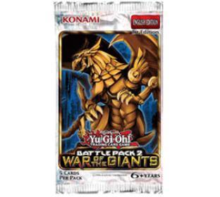 Battle Pack 2 War of Giants Booster Pack