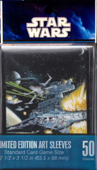 Star Wars Limited Edition - X-Wing Assault Sleeves (50ct)