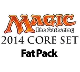 Magic 2014 Core Set Fat Pack