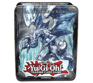 Tidal, Dragon Ruler of Waterfalls CollectibleTin