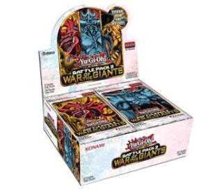 Battle Pack 2 War of Giants Booster Box