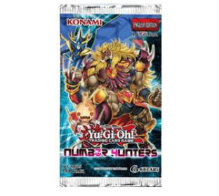 Number Hunters Booster Pack