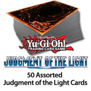 50 Assorted Judgment of the Light Cards