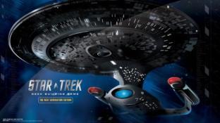 Star Trek USS Enterprise Playmat
