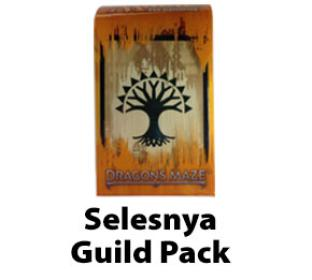 Dragon's Maze Guild Pack - Selesnya