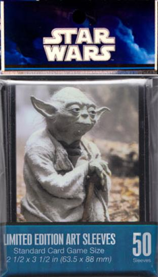 Star Wars Limited Edition - Yoda Sleeves (50ct)