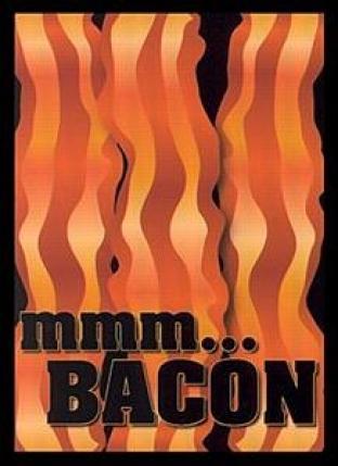Legion Bacon Standard Sized 50 ct Sleeves