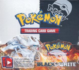 Black and White Booster Box