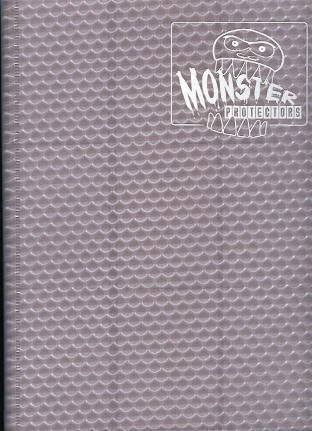 9 Pocket Monster Binder - Silver
