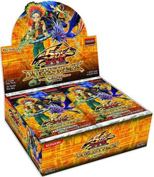 Duelist Pack - Crow -1st Edition - 36 Pack Box in English