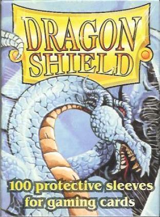 Dragon Shield Box of 100 in Blue