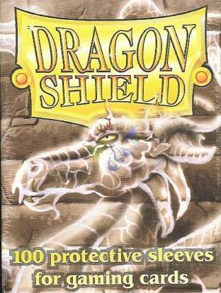 Dragon Shield Box of 100 in Clear