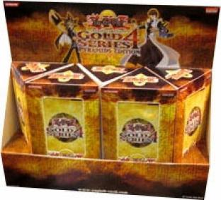 Gold Series 4 Booster Box - 5 Booster Packs
