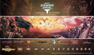 Grand Prix Dallas Limited Edition Playmat