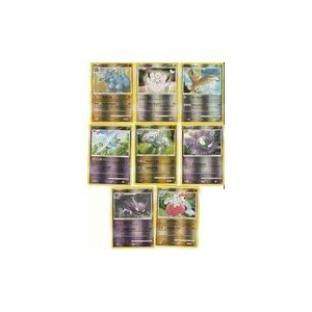 25 Assorted Shiny Foil Pokemon Cards