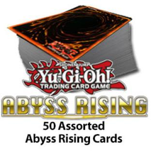 50 Assorted Abyss Rising Cards