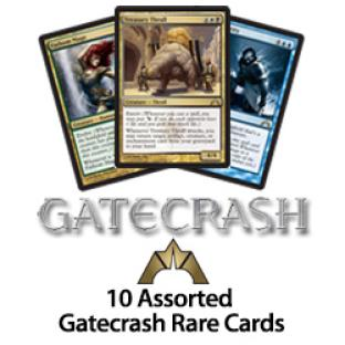 10 Assorted Gatecrash Rare Cards