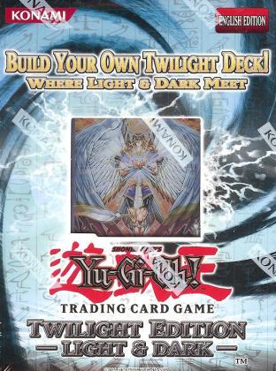 Yugioh Twilight Edition Special Pack (3 Packs plus Honest Promo)