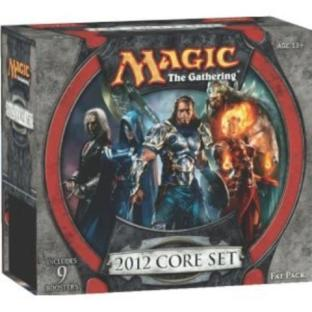 M12 - Magic 2012 Core Set Fat Pack