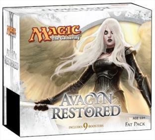 Avacyn Restored - Fat Pack