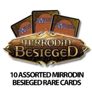 10 Assorted Mirrodin Besieged Rare Cards