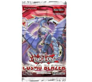 Cosmo Blazer Booster Pack