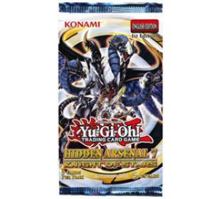 Hidden Arsenal 7 Knight of Stars Booster Pack