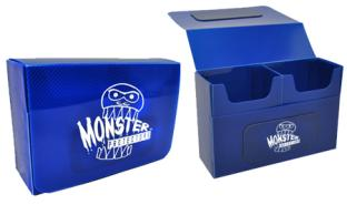 Monster Protectors Double Deck Box - Blue