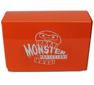 Monster Protectors Double Deck Box - Orange