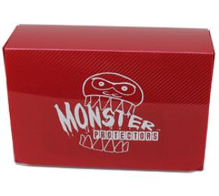 Monster Protectors Double Deck Box - Red