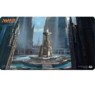 Hallowed Fountain Playmat
