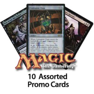 10 Assorted Magic the Gathering Promo Cards