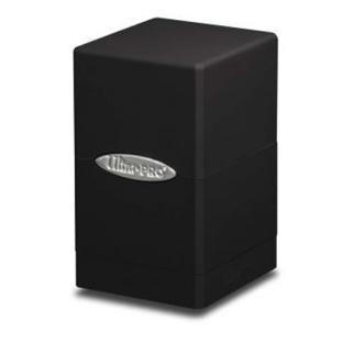 Ultra Pro - Satin Tower Deck Box Black