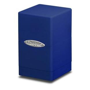 Ultra Pro - Satin Tower Deck Box Blue