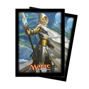Theros Standard Card Sleeves (80ct) - Elspeth, Sun's Champion