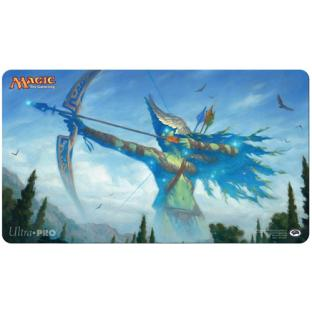 Theros Nylea, God of the Hunt Playmat