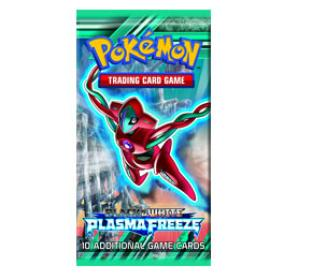 Black and White Plasma Freeze Booster Pack