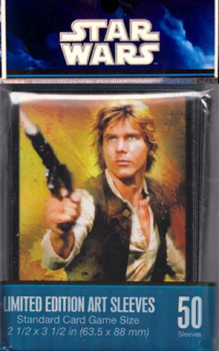 Star Wars Limited Edition - Han Solo Sleeves (50ct)