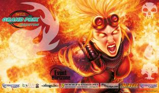 Grand Prix Houston Chandra Limited Edition Playmat
