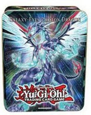 Galaxy-Eyes Photon Dragon Collectible Tin