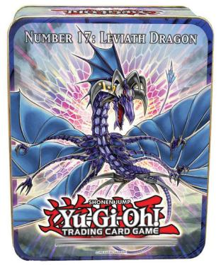 Number 17- Leviathan Dragon Collectible Tin