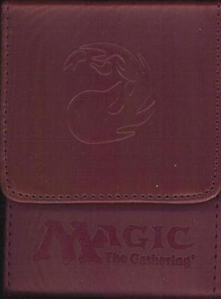 Max Ion Magic the Gathering Red Mana Symbol Deck Box
