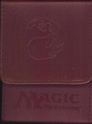 Max Ion Magic the Gathering Red Mana Symbol Deck Box
