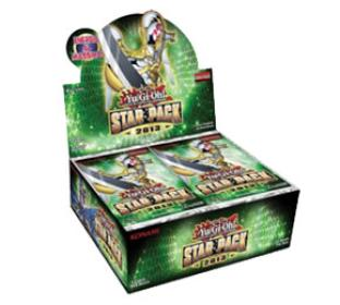 Star Pack 2013 Booster Box - 50 Packs