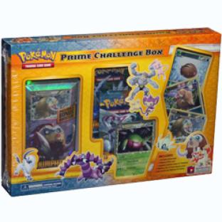 Prime Challenge Box with Yanmega