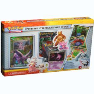 Prime Challenge Box with Espeon