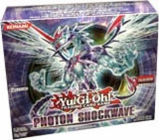 Photon Shockwave - Booster Box - Yugioh Zexal