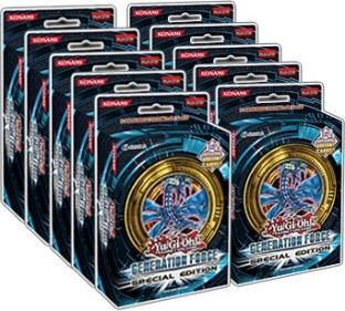 Generation Force Special Edition Box (30x Packs w/ 10 Promos)