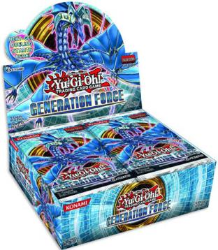 Generation Force Booster Box - Yugioh Zexal